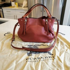 Burberry House Check Maidstone Shoulder Tote